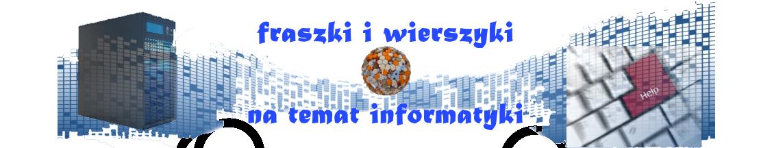Konkurs Informatyczno Literacki Sp 184 W łodzi