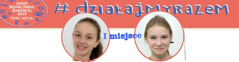 Działajmy razem! - konkurs polonistyczno-informatyczny