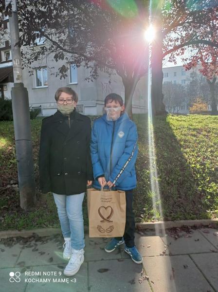 Jan i Kacper Leszczyńscy