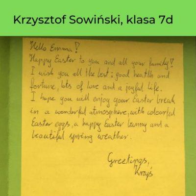 Krzysztof Sowiński